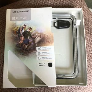 iPhone 7 and 8 lifeproof case